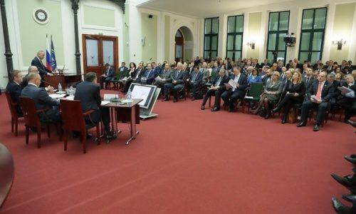 Совет руководителей торгово-промышленных палат подвел итоги уходящего года