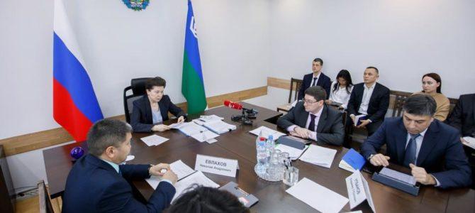Заседание Совета по развитию малого и среднего предпринимательства в Югре
